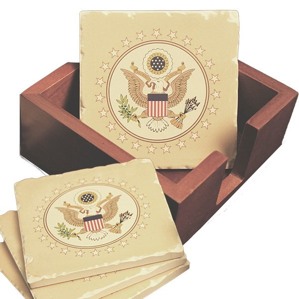 Great Seal Coasters