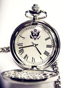 Capitol Pocket Watch
