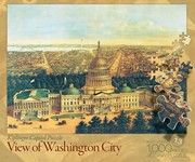 "Kiplinger ""Turn of the Century"" Capitol Puzzle"