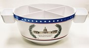 Capitol Snack Bowl with Accessories