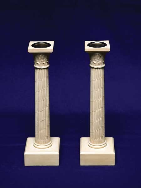 Corn Column Candlesticks