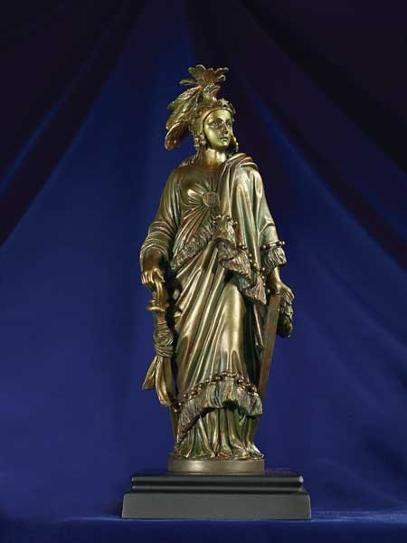 Bronze Statue of Freedom