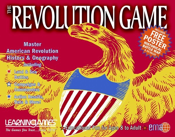 The Revolution Board Game