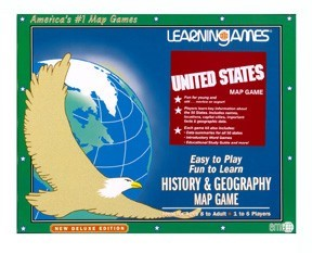 United States Map Game