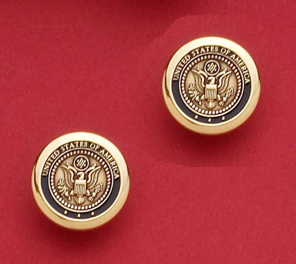 USA Great Seal Cufflinks