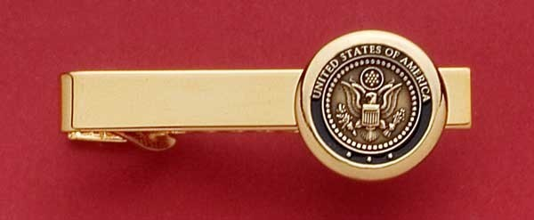 USA Great Seal Tie Bar
