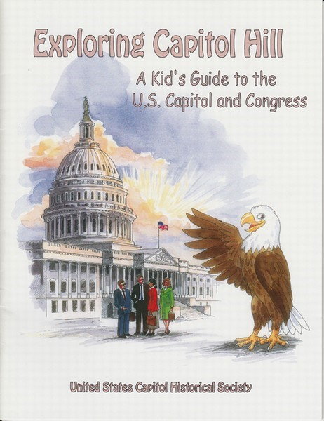 Exploring Capitol Hill: Kid's Activity