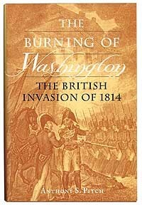 Burning of Washington