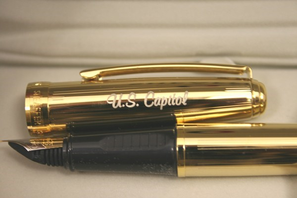 22-kt Fountain Pen