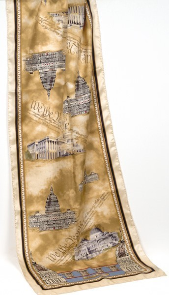 New Capitol Architectural Scarf