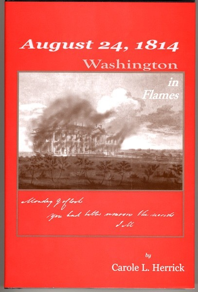 August 24 1814 Washington in Flames