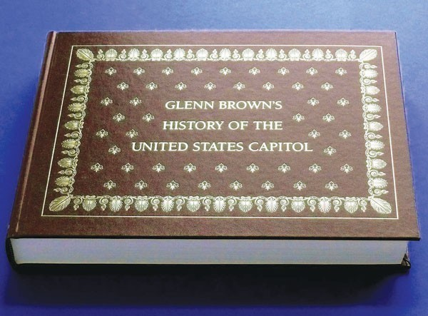 Glenn Brown's History of the Capitol