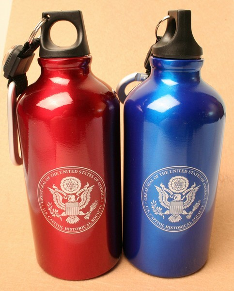 Great Seal Aluminum Bottle