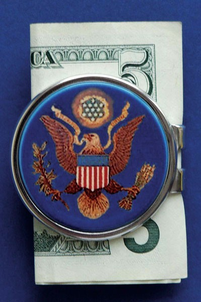 Great Seal Moneyclip