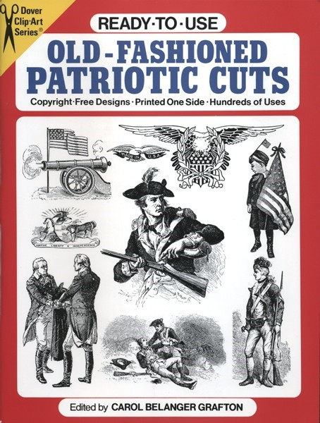 Old-Fashioned Patriotic Cuts