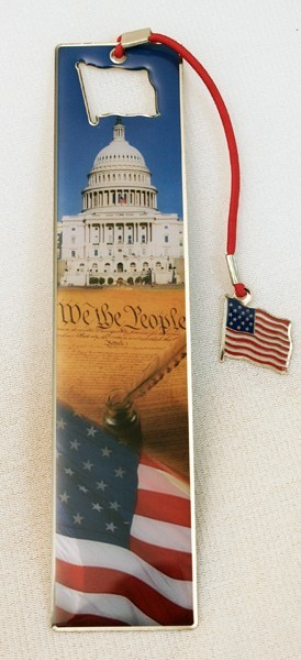 Patriotic Bookmark