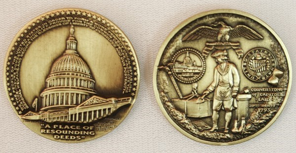 Capitol Commemorative Coin