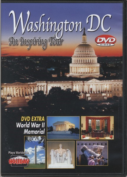 Washington DC DVD