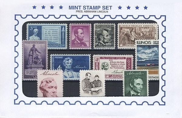 Lincoln Mint Stamps