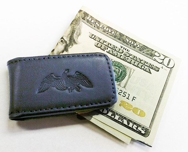 Eagle Leather Moneyclip