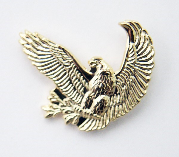 Aviation Inspired Eagle Lapel Pin