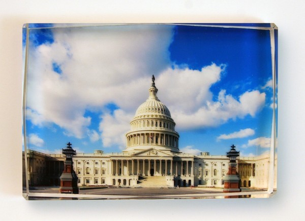 East Front Capitol Paperweight