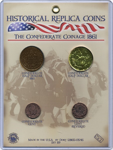 Historical Replica Coins