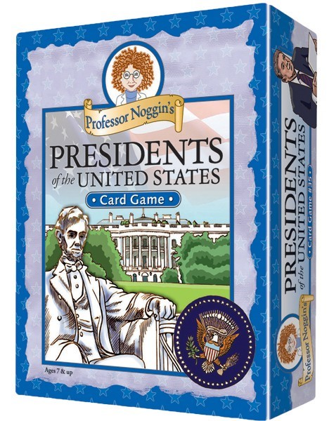 Professor Noggin's Presidents of the United States Game