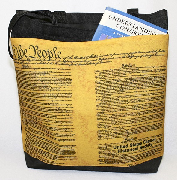 Constitution Pocket Tote