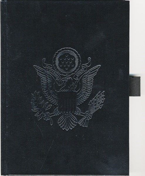 Great Seal Executive Journal
