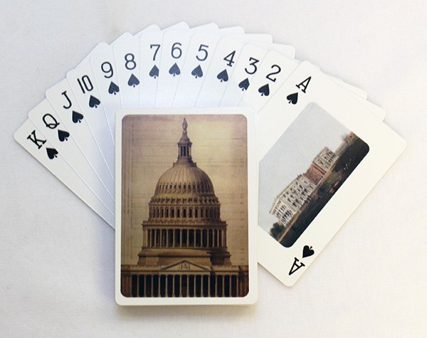 Four Stage Playing Cards