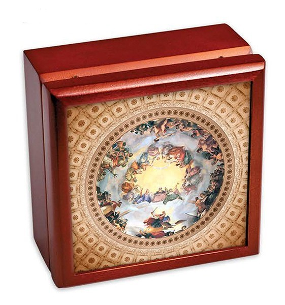 Apotheosis Jewelry Box