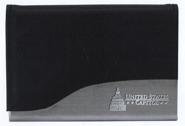 Contemporary Business Card Case