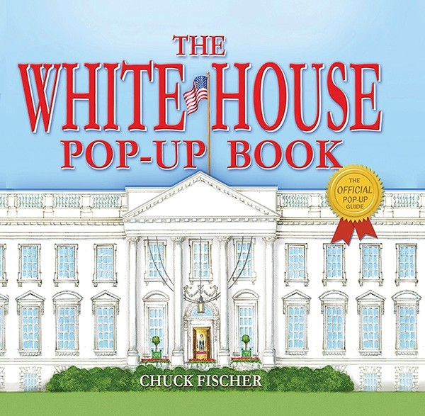 White House Pop-up Book