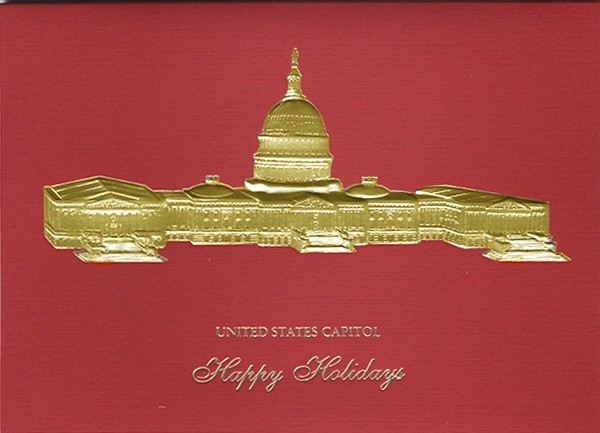 Capitol Holiday Cards
