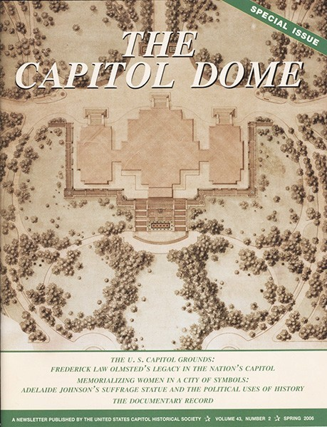 The Capitol Dome: Spring 2006