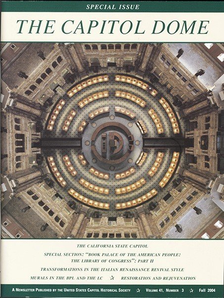 The Capitol Dome: Fall 2004