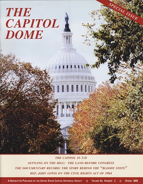 The Capitol Dome: Spring 2005