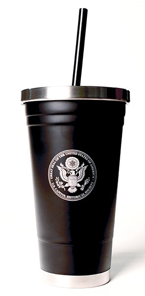 Great Seal Spirit Matte Tumbler