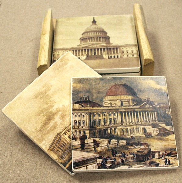 Capitol Coaster Set