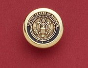 USA Great Seal Tie Tac