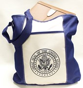 Great Seal Canvas Tote