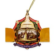 2019 U.S. Capitol Mural-Door Ornament
