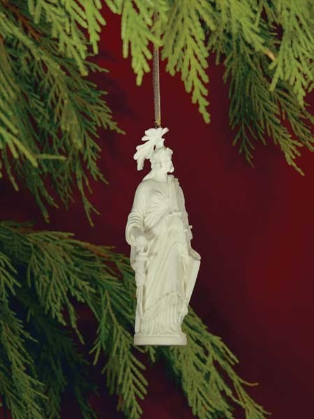 2005 Marble Statue of Freedom Ornament