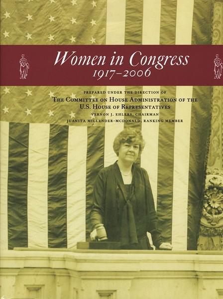 Women in Congress: 1917-2006