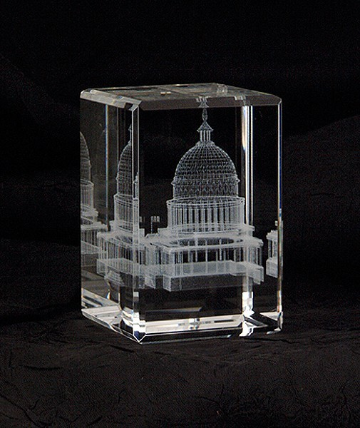 Capitol Dome Paperweight