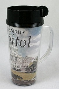 Photo Acrylic Travel Tumbler