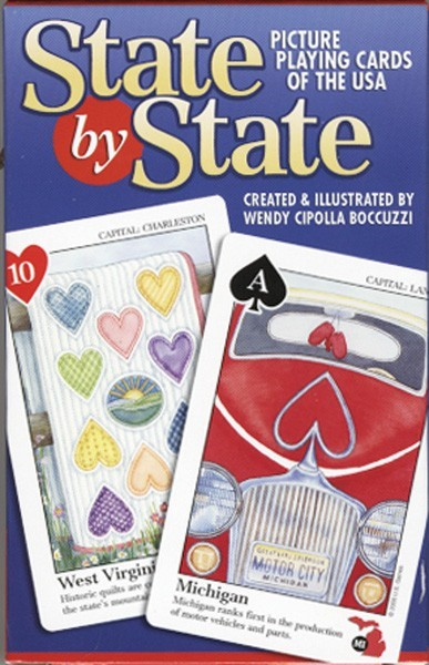 State by State Card Game