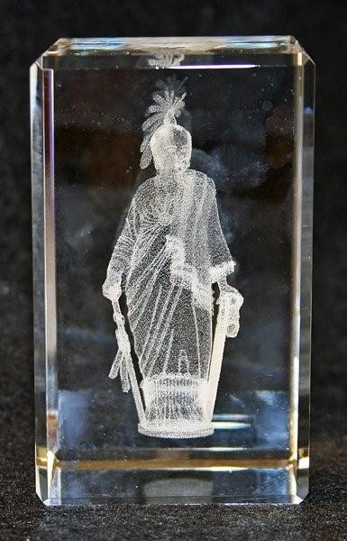 Crystal Statue of Freedom