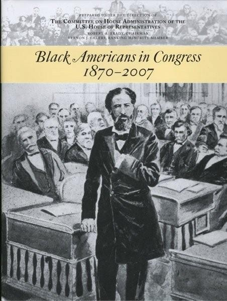 Black Americans in Congress 1870-2007